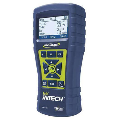 Bacharach Fyrite Intech Combustion Analyzer, O2/CO measurement
