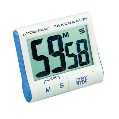 "TIMER EXTRA LARGE DIGIT 1.5"" high"