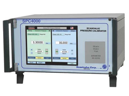 1-channel, 1-range Pressure calibrator
