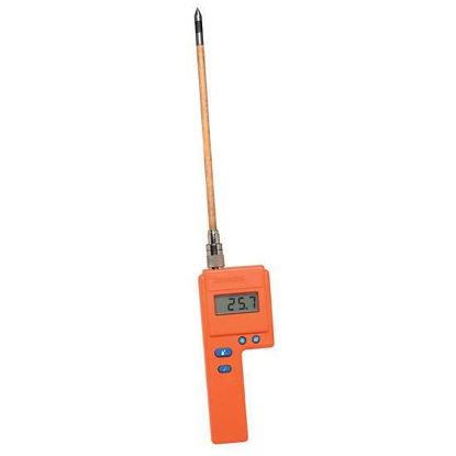 "Delmhorst F-2000/1235 F-2000/1235 Digital Hay Moisture Meter with 10"" Probe"