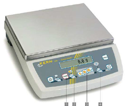 Bench scale 0.2 g 65 kg