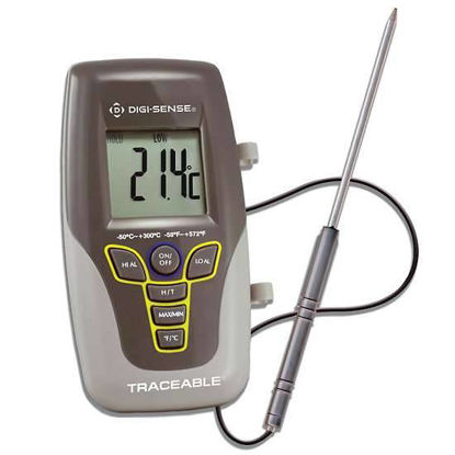 Traceable Kangaroo™ Thermocouple Thermometer with Calibration