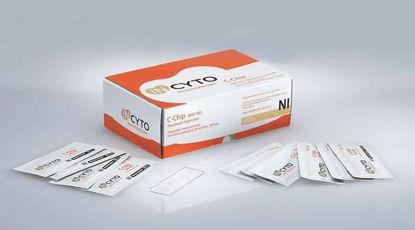 HEMOCYTOMETER DISPOSABLE 50/BX