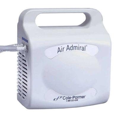 Cole-Parmer Air diaphragm vacuum/pressure pump, 0.31 cfm, 230 VAC