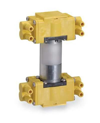 PUMP QUAD-HEAD AIR/GAS 24VDC