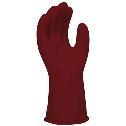 CLASS 0 GLOVE RED SIZE 9-1/2
