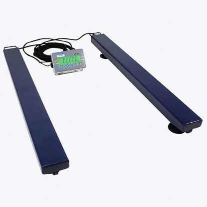 Adam Equipment AELP 2000  Pallet Beam Scale with AE402 Indicator, 2000 kg x 0.5 kg, 220 V