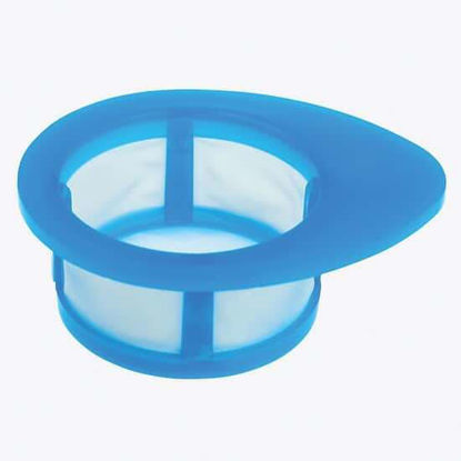 CELLTREAT Scientific Products 229482 Sterile Cell Strainers, 40 μm, Blue, Bulk Packed; 50/cs