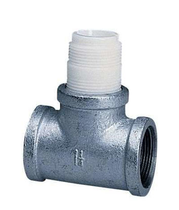 """GF Signet 3-2820.390 Fitting for submersible mounting, 3/4"""" NPT, 316SS"""