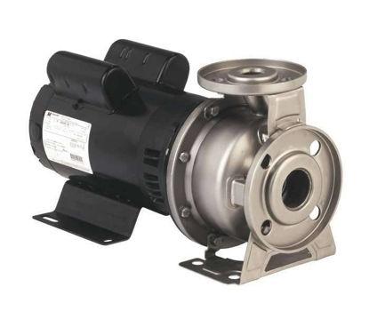 Cole-Parmer Mechanically Coupled 304 SS Pump, High-Head, 380 GPM, 15 Hp, 208-230/460 VAC