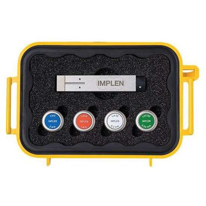 Implen Dilution Lid f/ Microvolume Adapter, 125-18,750 ng/uL dsDNA, 3.63-543 mg/mL BSA