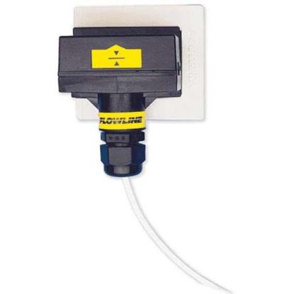 Flowline LP50-1005 Non-intrusive RF Capacitance Level Switch, PP Bracket