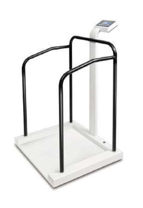 Handrail scale approved as a medical device Max 300 kg 400