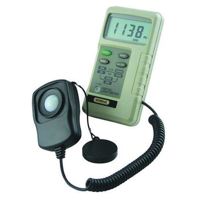 General Tools DLM2000 Three-Range Light Meter