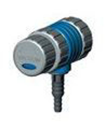 VACUU·LAN® VCL 01 manual flow control module with connecting part A5, M35 x 1,5 consisting of A5, B1, C2