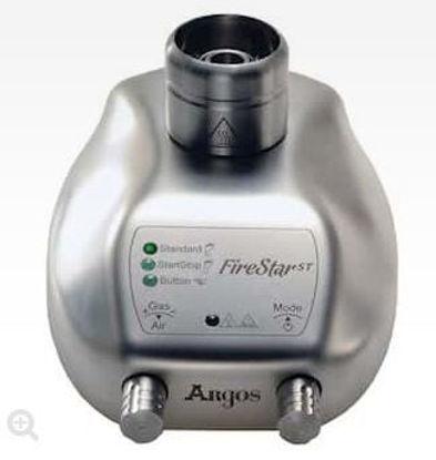 Argos Technologies FireStar ST Bunsen Burner ST with Foot Switch