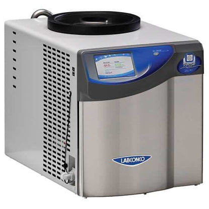 Labconco FreeZone 2.5L -84° C Benchtop Freeze Dryer with PTFE coil 230V 60Hz North America
