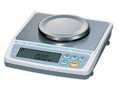 A&D Weighing EK-1200I Portable Balance, 1200g Capacity