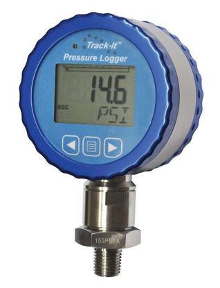 Monarch 5396-0336 Track-It Pressure/Temp Logger w/ Display & USB; 0-5800 psia