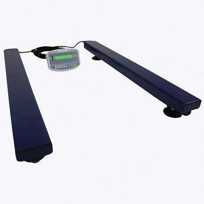 Adam Equipment AELP 1000  Pallet Beam Scale with GKa Indicator, 1000 kg x 0.2 kg, 220 V