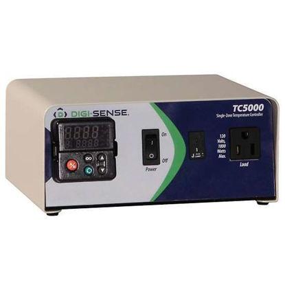 35225-63Digi-Sense Benchtop PID Temperature Controller, 1-Zone, Type T; 120 VAC