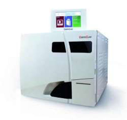Tabletop autoclaves CertoClav Vacuum Pro seriesProgrammable, compact laboratory autoclaves for sterilisation of solid materials and liquids. Integrated temperature sensor. Integrated fresh and waste water tank. Fast sterilisation cycles sta