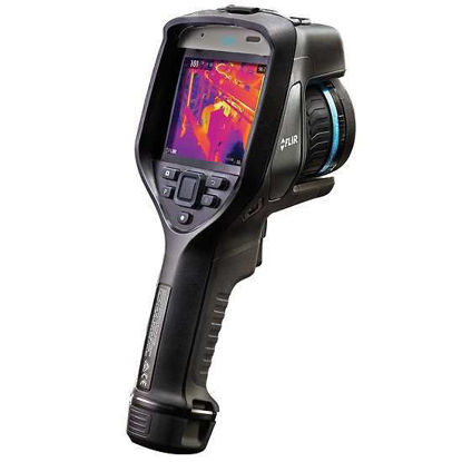 Flir E75 Thermal Imaging Camera with MSX, 320 x 240 Resolution (76,800 Pixels) and 24° + 42° + 14° Lens