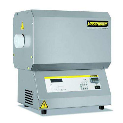 Compact Tube Furnace R 50/250/13/C450 heated Length  250 mm, Tube Diameter 50mm, 1 Zone, Tmax 1300°C, Controller C 450