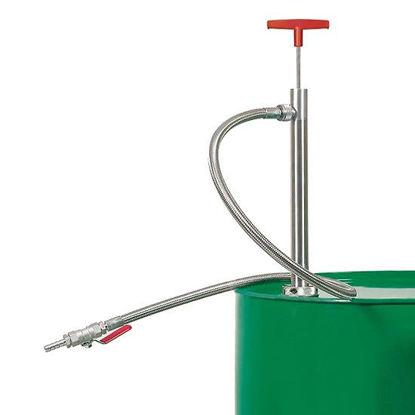 Barrel Pump with Discharge Hose