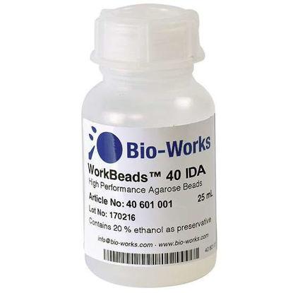 WorkBeads 40 NTA IMAC Medium, Nitrilotriacetic Acid; 25 mL
