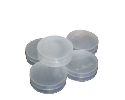 Novasina ePW Sample Dishes for Water Activity Meters; 100/pk