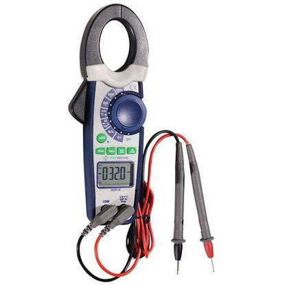 Digi-Sense 1000A AC/DC Clamp Meter with NIST-Traceable Calibration