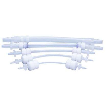 Replacement Tubing Set, Med-High Flow, 4/Pkg