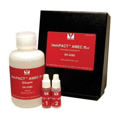 Vector Laboratories ImmPACT AMEC Red, 120 ml