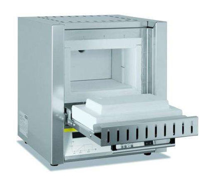 Muffle furnaces, L 3/11/B410 upto +1100°C, cap. 3 ltrs