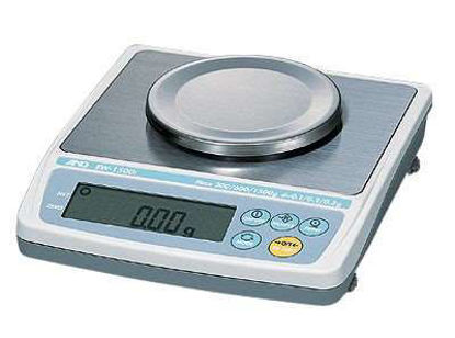 A&D Weighing EK-2000I Portable Balance, 2000g Capacity