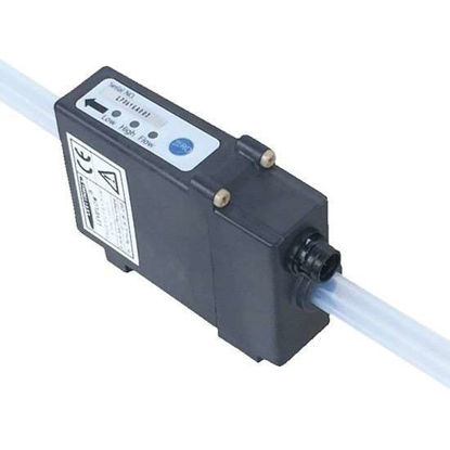 LeviFlow LFIF-06 + LFE-E.1-50 Integrated Ultrasonic Flowmeter, 10 L/min, with 5 m extension cable