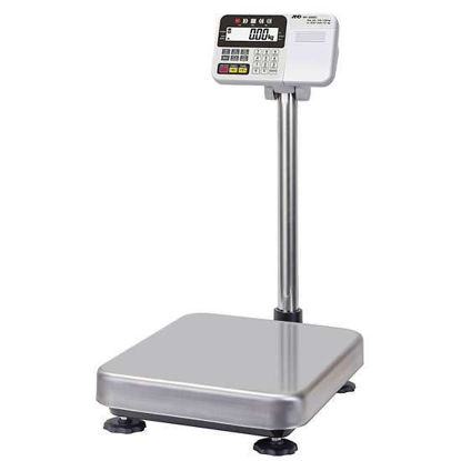 A&D Weighing HV-200KC Bench Scale, 60/150/220 kg x 0.02/0.05/0.1 kg; NTEP Approved