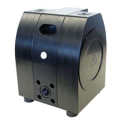 "Almatec E25 AODD, Conductive Polyethylene Housing, PTFE Diaphragm, PTFE Valve Balls, 1"" NPT"