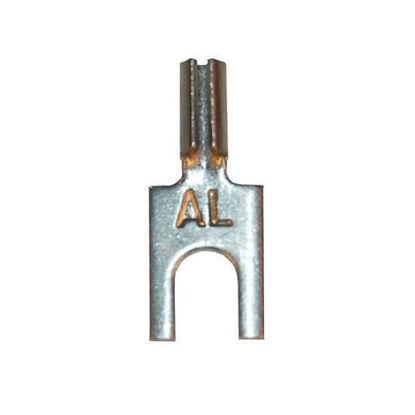 Digi-Sense Spade Lugs, Alumel, for Type K Thermocouples; 10/pk