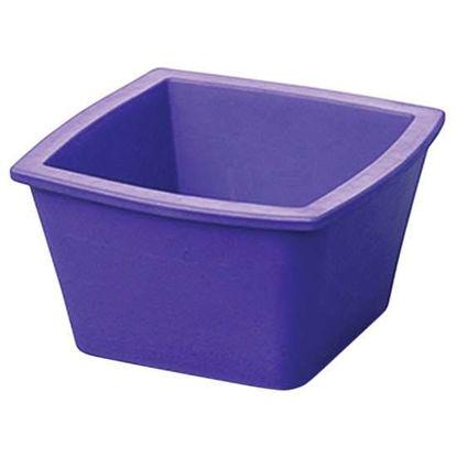 "Corning EVA-Foam Ice Pan, Purple, 1 L; 1/Each"""