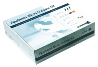 Pipetman L Micro Volume Kit