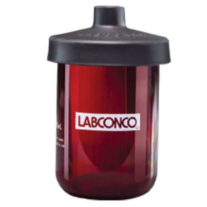 Labconco Fast-Freeze™ 7540801 Amber Glass Drying Flask; 600 mL