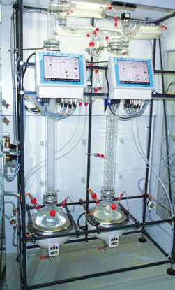 Distillation Unit ILUDEST® LM-10/H