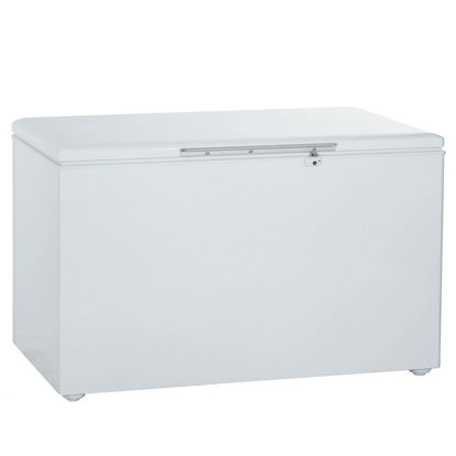Liebherr LGT 4725 Low Temperature Chest Freezers, Volume 459 L, Static Cooling, Dimension 1648 x 808 x 919 mm, White Steel Cabinet Finish