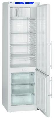 LCv 4010 MediLine Laboratory Fridge-Freezer with Comfort Controller, Volume 361 L,