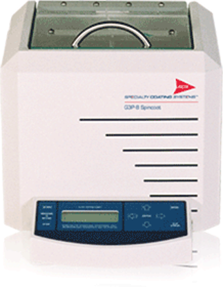 """Spin Coater Programmable 8"""" Bowl 220V for Glovebox. It could also use in non-glovebox environment."""