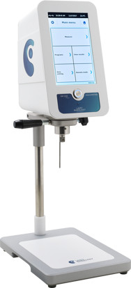 RM 100 PLUS LR VISCOMETER WITH RACK STAND
