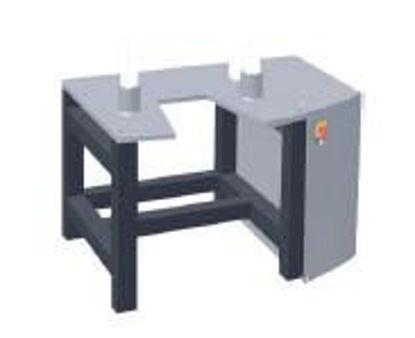 Machine Table width:600mm / deep:600mm / high:510mm