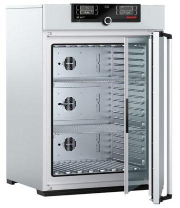 Peltier cooled incubator IPP260plus, TwinDISPLAY, 256 l, 0 °C - 70 °C with 2 grids